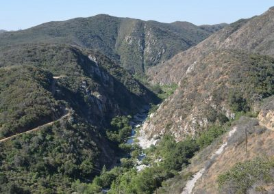 view of temecula gorge