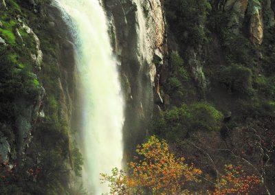 waterfall in Temecula Gorge