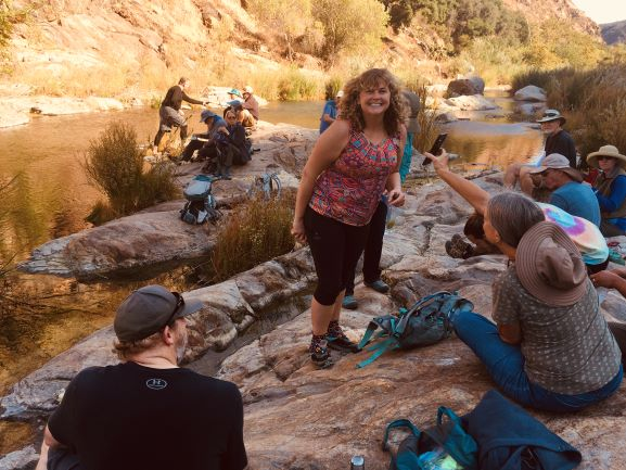 Temecula Gorge Hike October 27 2019